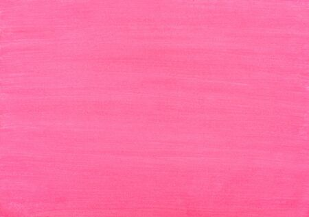 pink background from the watercolor strokes Stock Photo