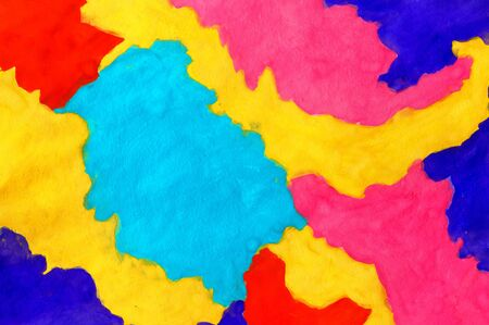 abstract color background  water color