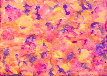 Abstract pink watercolor background Imagens - 37616988
