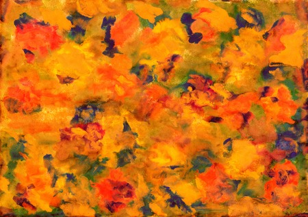 Abstract colorful watercolor  as background Imagens - 44354955