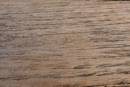 close-up of empty brown wooden texture, high angle view