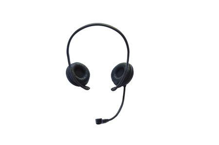 earbud: Earbud Headphones Stock Photo