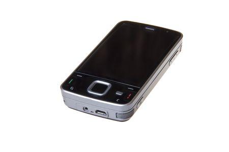 Modern mobile phone Stock Photo - 5608119