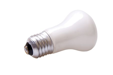 lamp bulb isolated on white background Stock Photo - 6181523