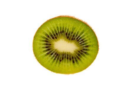 kiwi isolated on white background Stock Photo - 6253488