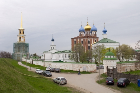 Ryazan Kremlin  Ryazan, Russia photo