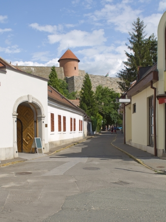 Eger is the second largest city in Northern Hungary.  photo