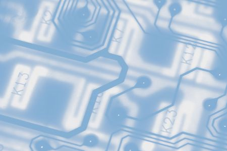 washed out: Washed out circuit board. Ideal for black text