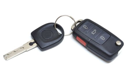 Car keys and wireless remote Stock Photo - 4380570