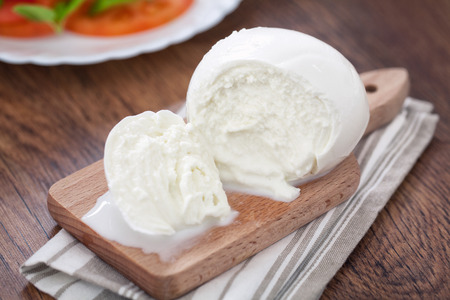 Buffelmozzarella