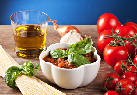 bolognese sauce: Bolognese sauce