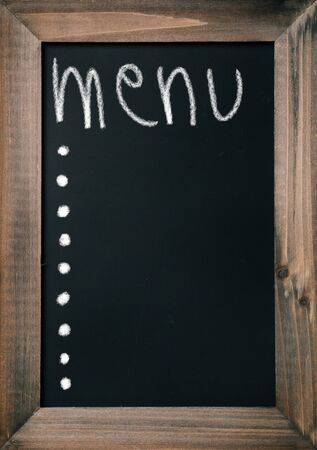 Blank Menu Stock Photos Images. Royalty Free Blank Menu Images And ...