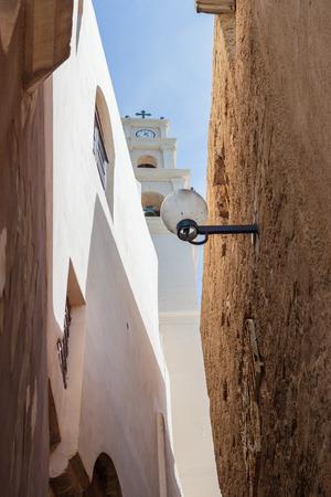 jaffa: Quiet street in old city Yafo, Israel