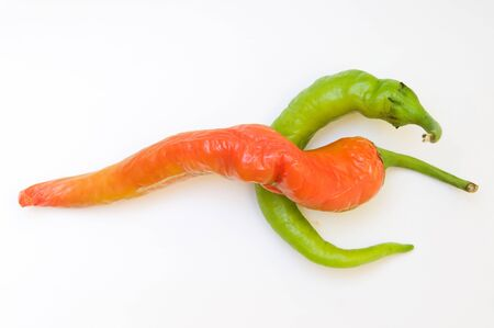 poignant: Hot pepper