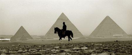 chephren: pyramids in giza