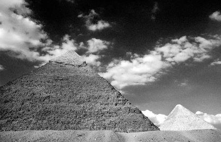 chephren: Eyptian pyramids