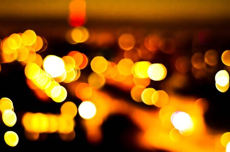 Fuera de luces del foco Foto de archivo - 9913374