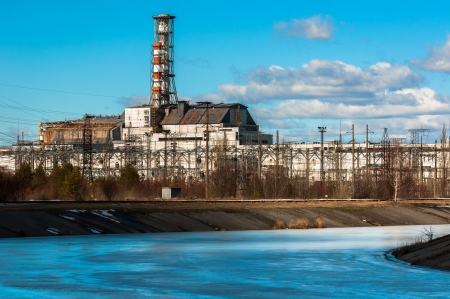 The Chernobyl Nuclear Pwer Plant, 2012 March 14 Editorial