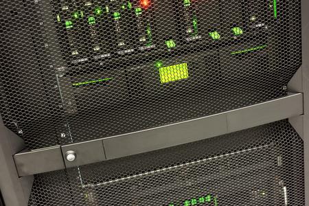 mainframe: Mainframe of a data server