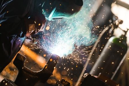 Elektriciteitsdistributie hal bij de metaalindustrie