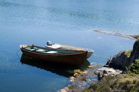 idyll: Summer Idyll at the sea