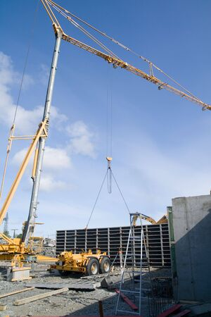 sheathing: Small Construct Crane