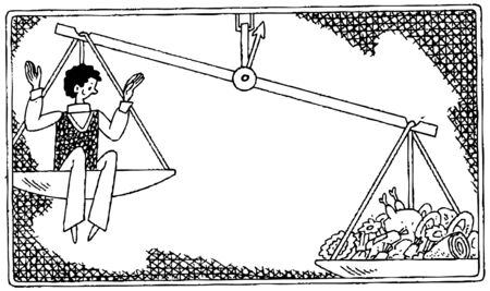 ration: ration Illustration
