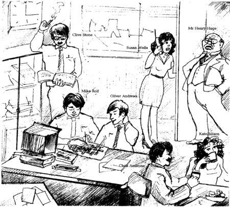 jobsite: work place