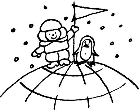 discoverer: discoverer Illustration