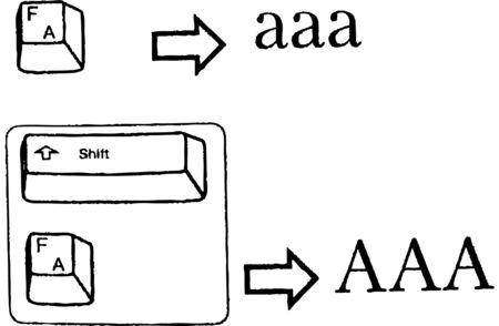 key pad: keyboard