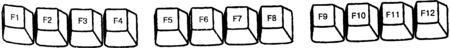 keyboard Stock Vector - 19704266