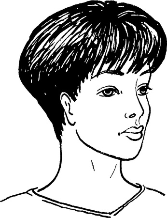 hair do: hair-do
