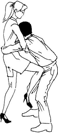 self-defense Stock Vector - 19564868