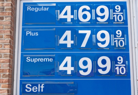 octane: Gasoline prices reaching record levels