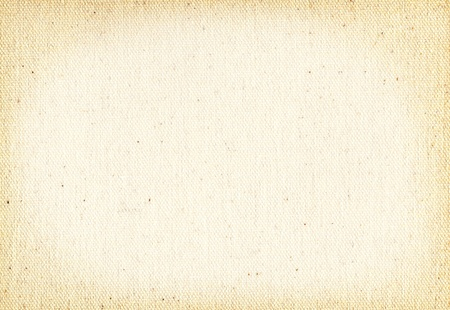 linen paper: Glossy Canvas Background with Vignette