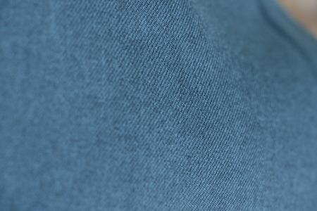 綿生地のクローズ アップの詳細 写真素材