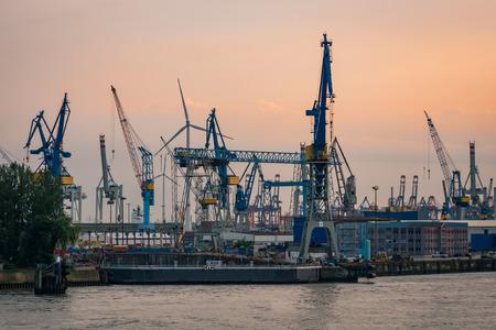 industrial: Industrial Harbor