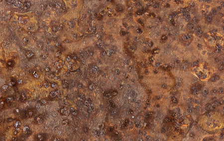 metal sheet corroded rusty oxidized background significant texture