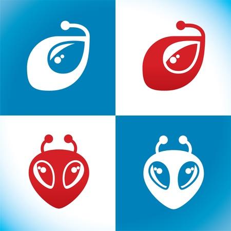 Symbols Illustration Of Ants