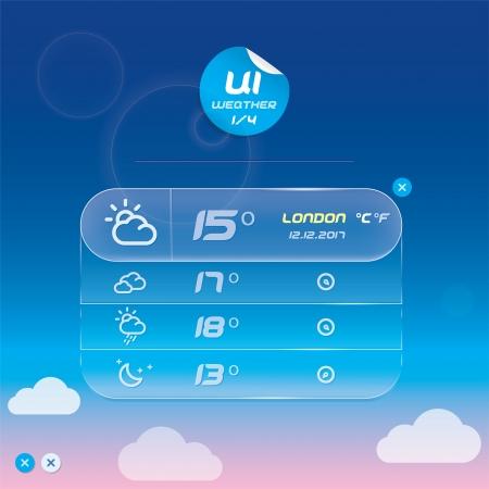 widget: Weather Widget, Button, Sign, Symbol, Emblem, Sticker, Badge, User Interface, Mobile Phone, Baby, Children, People