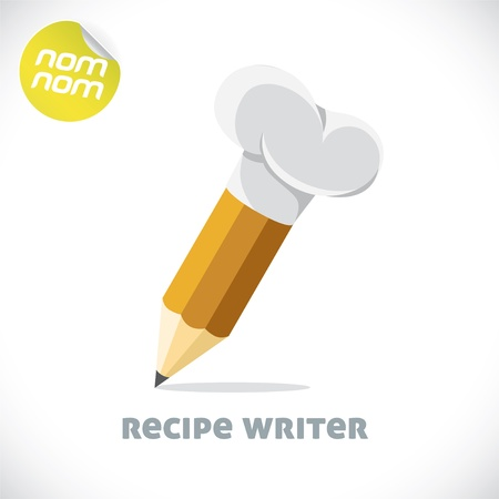 bakery price: Glossy Recipe Writer Illustrations, Sign, Symbol, Button, Badge, Icon, Logo for Family, Baby, Children, Teenager, People