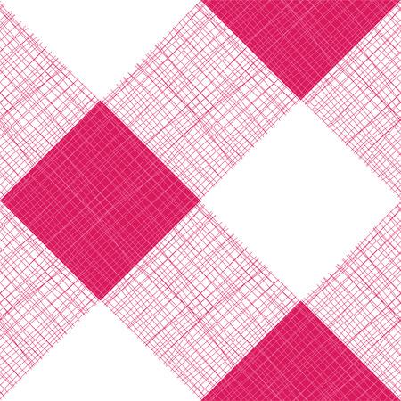 patterns vector: Vector Seamless Picnic Tablecloth Pattern Illustration
