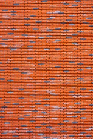 Red Brick wall for background or texture. Old red brick wall texture background Imagens