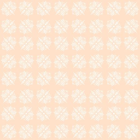 Seamless pattern in pastel colors , old-fashioned .