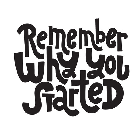 Success motivational quotes Vector Illustration