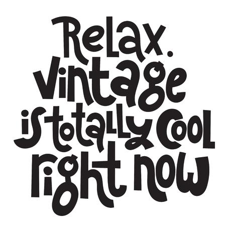 Irreverent Birthday. Funny, comical birthday slogan stylized typography. Vectores