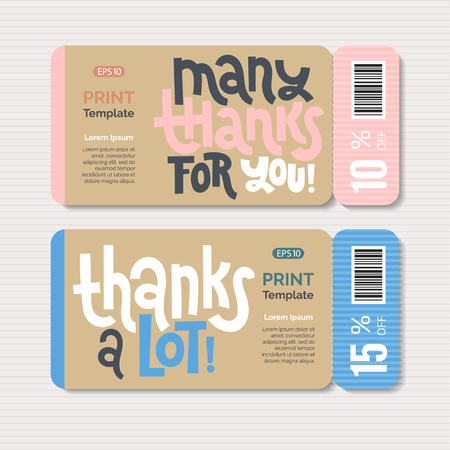 Thank you quotes and stickers