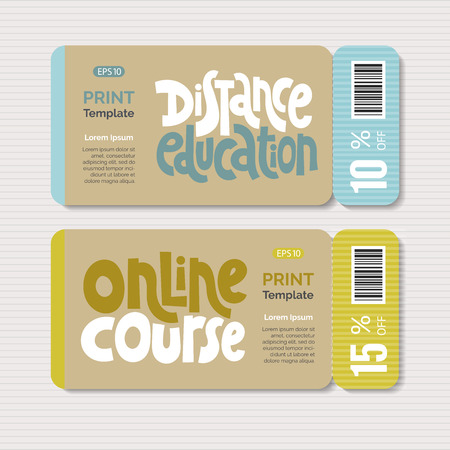 Distance education phrases