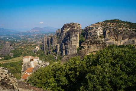 monasteri: Monasteri Meteora