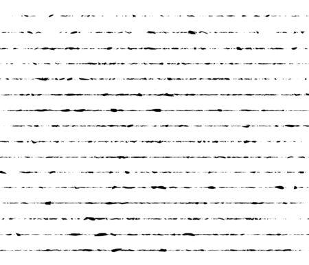 Lignes de grunge Vecteurs